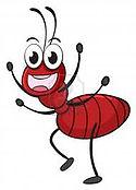 skruzdeliukai