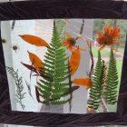 Dailės darbų ekspozicija gamtoje